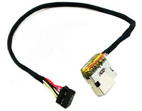 DC POWER JACK CABLE HP Pavilion 15H 15N 15R 250 255 G2 G3 717371-TD6 717371-SD6