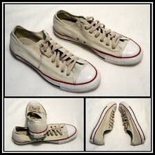Converse All Star white Low Top Athletic/Walking/Casual Shoe M Sz (10) #10942