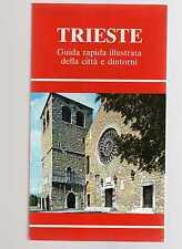 Trieste guida rapida e illustrata della città e dintorni - aprsextus
