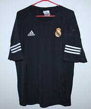 Real Madrid Spain training anniversary shirt 01/02 Adidas Zidane Ronaldo