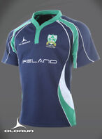 Ireland Grand Slam Champions 2018 Irish Rugby Supporters Shirt (BLUE) S-XXXXL