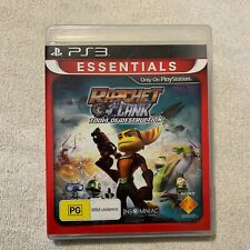 Ratchet And Clank Into The Nexus Ps3 Ebay