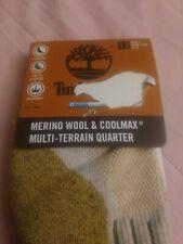 Timberland Men's Color  Socks (1-Pack)  large
