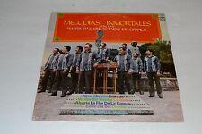 """Melodias Inmortales~Con Las """"Marimbas Del Estado De Oaxaca""""~IMPORT~AUTOGRAPHED"""