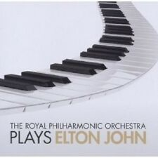 "Royal philharmonic orchestra ""plays Elton John"" CD NEUF"