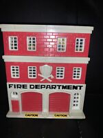 1989 Galoob Micromachine Fire Department
