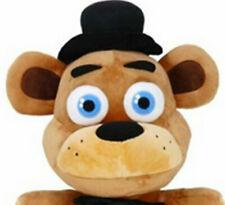 """FNAF FIVE NIGHTS AT FREDDIES MASSIVE 16"""" Freddy Cuddly Plush Toy Game figure"""