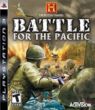 The History Channel Battle for the Pacific PS3
