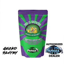 PANGEA FIG & INSECTS FRUIT MIX COMPLETE GECKO DIET / FOOD 2oz