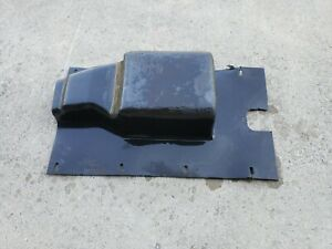 JOHN DEERE 430 DIESEL GARDEN TRACTOR BOTTOM BELLY PAN / SHIELD M87462