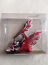 Schiaparelli Prada Flame Shoe Heel Ornament  & Schiaparelli Prada Tote Bag MET