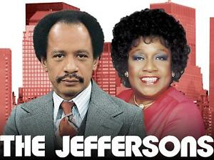 I JEFFERSON - Serie TV Completa - Audio Italiano