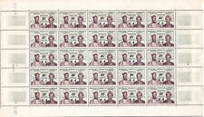 CAMEROUN Sc 356 VF/NH - RARE COMPLETE SHEET OF TWENTY-FIVE - LOOK - SEE NOTES