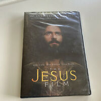 The Jesus Film (Dvd) 35th Anniversary Edition Fully Restored Remastered OOP DVD