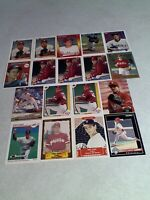 *****Andy Ashby*****  Lot of 50 cards.....35 DIFFERENT / Baseball