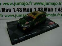 RMIT20F 1/43 IXO Rallye Monte Carlo : FORD FIESTA R5 2014 L.Bertelli