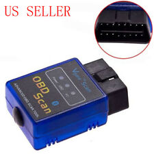 Advanced ELM327 v1.5 Bluetooth Interface OBD2 Car Scanner Adapter TORQUE ANDROID