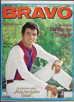 BRAVO Nr.45 vom 30.10.1967 Wencke Myhre, Horst Buchholz, Udo Jürgens, Beatles...