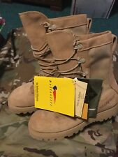 Army 790 Belleville Desert Tan Boots, Size 5.5R, Gortex