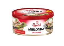 (8,63€/1kg) Pamapol Schinkenhack 300g Fleischkonserve – Pasteten