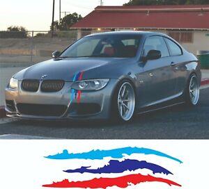 BMW Flag sticker Bmw E36 E46 E90/91 E60 /1 E30 F10 F20 F30 sticker M3 M4 M5 M6