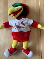 Build A Bear Workshop Fred Bird Plush In St Louis Cardinals Jersey Clothes BABW