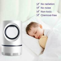 LED Electric UV Mosquito Killer Lamp Fly Bug Insect Repellent Zapper Trap TOP