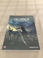 Final Fantasy XV The Complete Official Strategy Guide
