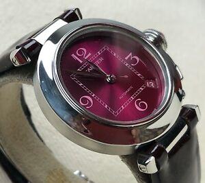 Cartier Pasha Automatic Ref. No. 2324 Wristwatch