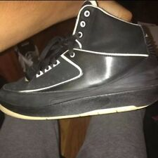 Air Jordan 2 Retro QF Black 2010 Size 10