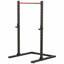 Reebok RBBE-10200 Home Gym Exercise Equipment Workout Weight Rack Squat Stand