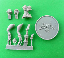 30mm resin kingdom death Pinup-Nightmare Ram Armor Unpainted Unbuild Z039