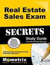 Real Estate Sales Exam Secrets Study Guide