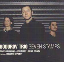 BODUROV TRIO – SEVEN STAMPS (2012 JAZZ CD EUROPE)