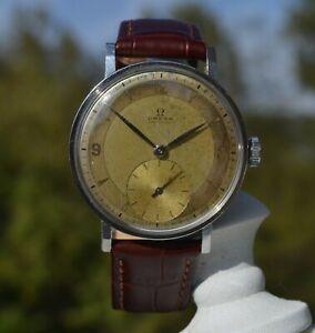 Omega Calatrava Jumbo Manual calibre 30T2 watch
