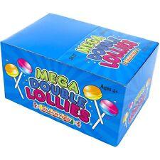 24 Smarties Mega Double Lollies ~Huge Lollies~ Lollipops