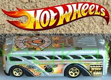 Hot Wheels - Surfin School Bus - Die-Cast - Approx Scale 1:64