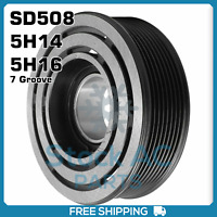 SD5 SANDEN STYLE CLUTCH SHIM//SNAP RING INSTALLATION KIT FOR 508//5H14 COMPRESSOR