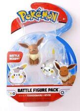 Pokemon - Battle Figure Pack - Togedemaru + Eevee - New