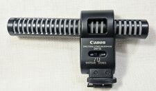 Excellent Condition Canon DM-50 DM50 Directional Shotgun Stereo Microphone Japan