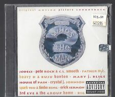 Who's the Man? Original Soundtrack][PA]Mary J. Blige-Jodeci-House of Pain NEW CD