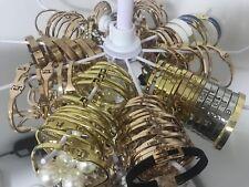 Ladies Women Bangles Wholesale Job Lot 20X Fashion Jewellery Bracelets Uk Stock