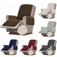 Anti-Slip Recliner Chair Cover for Leather Slipcover Pet Dog Protector Gifts 23