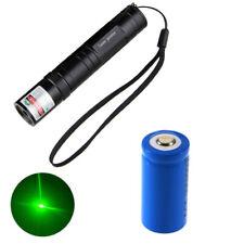 Starker Laserpointer Grün mit Akku