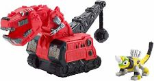 Dreamworks Dinotrux TY Rux And Revvit Figures