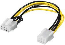 PCI Express Adapter 6 auf 8 Pin 6 polig Buchse auf 8 polig Stecker 0,2 m PCI Ex