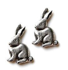Rabbit Cufflinks - Gifts for Men - Anniversary Gift - Handmade - Gift Box