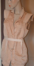magnifique veste sans manche femme HIGH USE  taille 42 TOUTE NEUVE