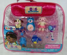 Doc McStuffins Toy Friends Collector Pack Toys R Us Exclusive Disney Jr NEW