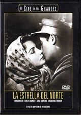 LA ESTRELLA DEL NORTE de Lewis Milestone. España tarifa plana envíos DVD, 5 €